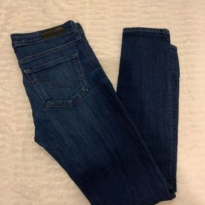 Excellent Condition Big Star Skinny Jeans Size 25